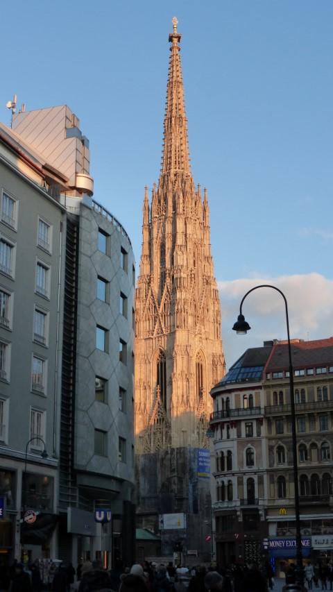Gotik bis Neuzeit - Der Stephansdom und das Haashaus
